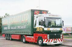 Picture was taken at Carlisle Truckstop. Eddie Stobart Trucks, Carlisle, Vehicles, Vans, Number, Modern, Trucks, Trendy Tree, Van