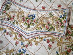 Buyer & Seller of Antique Lace, Fine Linens, Vintage Clothing, Haute Couture, Textiles, Fans Tambour Embroidery, Machine Embroidery, Antique Clothing, Men's Clothing, 18th Century Costume, Textiles, Fine Linens, Antique Lace, Embroidered Silk