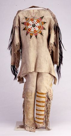 legging Sioux 1893