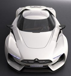 GT by Citroën Concept (2008)     Nice citroen photo found on the web