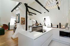 Swedish Lofts Providing Stunning Views | Design Stylish