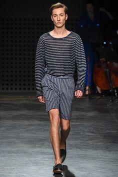 ff83caebd7e0 Oliver Spencer, Look  16 Spring Shorts, London Mens Fashion, Mens Fashion  Week