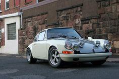 Because stock Porsche headlights weren't enough.