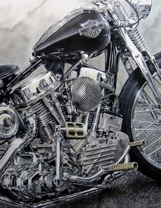 Motorcycles, bikers and more: Foto