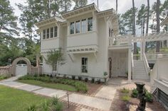 Old Oyster Retreat - traditional - exterior - charleston - Allison Ramsey Architects