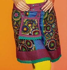 Moshiki #skirt - #CheeseCake. » visit MoshikiShop for these #skirts by the picture-link. There will be versions for Autum/Winter temperature. #Moshiki #HotCookie #Wrapskirt #Wickelrock #Wenderock #Cacheur #Roecke #clothing #fashion #moda #Mode #Style #Shop #Summer