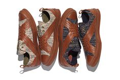 Converse's Latest Collaboration With Missoni Is Inspired by Traditional Latin American Sandals