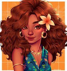Black Girl Cartoon, Cartoon Girl Drawing, Black Girl Art, Pretty Art, Cute Art, Dibujos Tumblr A Color, Arte Black, Mandala, Fashion Illustration Sketches