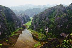 Ninh Binh, #Vietnam