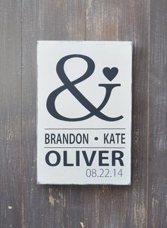 Custom Wood Wedding Sign, Bridal Shower Gift, Wedding Gift, Anniversary gift,, Engagement Gift, Important Date Sign #adorable #weddingsign #diy