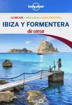 Ibiza y Formentera de cerca 2. Lonely Planet.  Ibiza,famosa por sus discotecas, ofrece mucho más que pistas de baile. Todavía se percibe un aire hippy en el menos explotado norte de la isla (y en la vecina Formentera) y la pintoresca ciudad de Ibiza cuenta con una sofisticada escena cultural. Con un atractivo único, atesora apartadas calas, complejos turísticos para familias y una cosmopolita escena gastronómica. http://www.lonelyplanet.es/catalogo-212185-ibiza-y-formentera-de-cerca-2.html