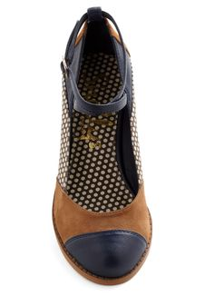 Sensational Seminar Heel | Mod Retro Vintage Heels | ModCloth.com