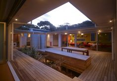 Seal Rocks House 4 / Bourne Blue Architecture. //// This is the house from my dreams!