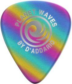 Planet Waves 1CRB2-10 Light Rainbow Picks