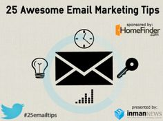 Considering email marketing, things for real estate agent, Realtor s to think about