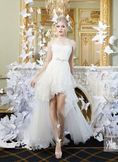 Vestidos de Noiva 2015 on Pinterest  St Patrick, Vestidos and Rosa ...