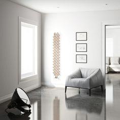 Terma PLC copper vertical radiator 1580 x 263                                                                                                                                                                                 More