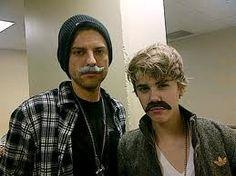 Ryan and Justin
