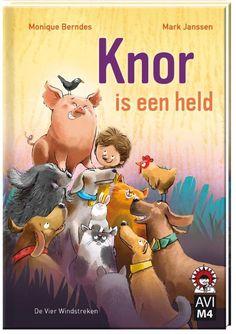 bol.com | Hoera, ik kan lezen! - Knor is een held, Monique Berndes | 9789051163704 | Boeken Hold On, Children, Held, Books, Movies, Movie Posters, Posters, Young Children, Boys