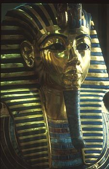 'Pharaoh' is the term we use today to describe the rulers of ancient Egypt.  'Pharaoh' is actually a Greek word that is based on an Egyptian word that meant 'great house'. When this word was first used, it referred to the palace and its greatness, not just to the ruler himself. However, later in Egyptian history the title 'pharaoh' meant ruler.