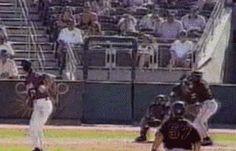 That time Randy Johnson blew up a bird