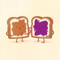 Which Adorable Food Pair Are You And Your Best Friend?