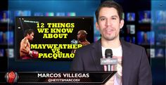 Floyd Mayweather vs. Manny Pacquiao- 12 things we know
