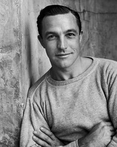 Gene Kelly... would've been amazing to dance and/or sing with this man.