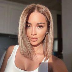 Blonde Hair Looks, Permanent Hair Dye, Hair Color Balayage, Great Hair, Hair Dos, Hair Hacks, Hair Lengths, Hair Trends, Dyed Hair