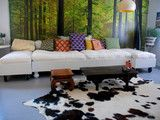 Kim Johnson- living room - daybeds into a section
