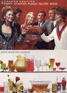 Key Party punch from the 1970s