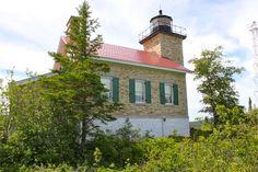 Copper Harbor Lighthouse  Copper Harbor, Michigan
