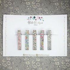 Baby Girl Hairclip Barrette Liberty London Fabric Pack Of 5 Clip  | eBay Flower Girl Headbands, Toddler Headbands, Lace Headbands, Newborn Headbands, Flower Hair Clips, Flowers In Hair, Metal Hair Clips, Diy Hair Clips, Accessoires Photo