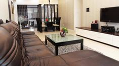 Top 7 best ideal apartments for rent in Ho Chi Minh House Moving Service, Moving House, Cool Apartments, Couch, Furniture, Home Decor, Topaz, Pearl, Settee