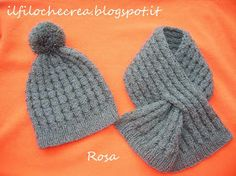 "Ravelry: ""Qualcosa di velde"" beanie pattern by Rosabianca Crochet Beanie Hat, Beanie Pattern, Beanie Hats, Knitted Hats, Crochet Tote, Crochet Baby, Free Crochet, Sweater Knitting Patterns, Loom Knitting"