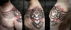 Uffe Be Wolfe @meatshop tattoo