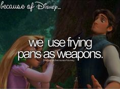 I did before this came out! Disney just copied my move...