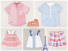 Moda infantil: una prenda para cada destino de vacaciones