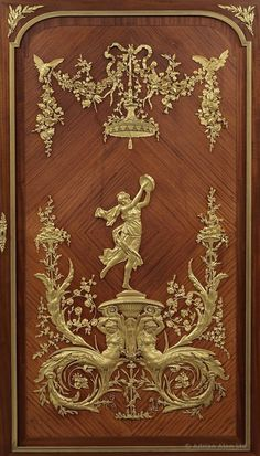 Special Antique Furniture For You Who Like Collection Old Goods French Furniture, Luxury Furniture, Antique Furniture, Painted Furniture, Furniture Design, Louis Xvi, Bronze, Style Retro, Wood Carving