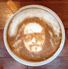 16 Portraits by Latte Artist John Lauber of Halcyon Southtown Visit San Antonio, Craft Cocktails, The Secret, Latte, Dating, Texas, Breakfast, Tableware, Desserts