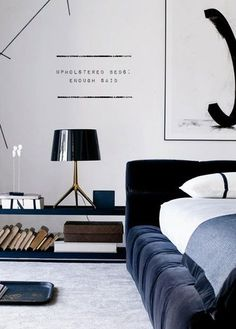 Easy ways to style a bedroom down - with Sealy http://www.britdecor.co.uk/2015/07/brit-decor-easy-ways-to-style-bedroom.html