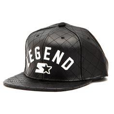 "Snapback ""Legend"" da Starter Brasil."