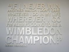 Tennis Quotes, Players Quotes - Quotes on Tennis - Roger Federer Fans