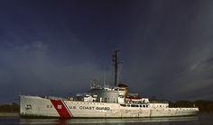USCG Mackinaw, Cheybogan