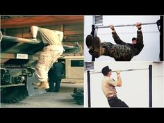 SUPER MARINE in Army Gym - Michael Eckert | Muscle Madness - YouTube