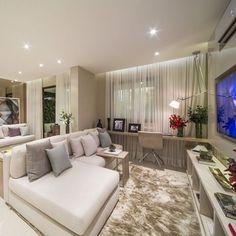 Como não amar?! {Projeto @c_arq} #homeandidea #decor #decoração #inspiração #interiores #idea #ideia