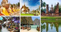 """""""Sognando la Thailandia 5"""" è il nuovo concorso di Valica,in collaborazione con l'Ente Nazionale per il Turismo Thailandese, Europ Assistance, Qatar Airways e Eden Made. Partecipando gratis al concorso avrai la possibilità di vincere un viaggio per 2 persone inThailandia."""