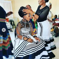 Xhosa Attire, African Attire, African Wear, African Style, African Fashion, African Dresses For Women, African Print Dresses, African Prints, Traditional Wedding Attire
