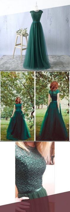 plus size-Green Prom Dress New Style Prom Dresses Sexy Evening Gown Elegant Party Gowns Sweet 16 Gown