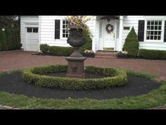 Designing a Formal Garden